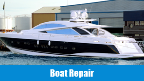 Boat - Collision Repair